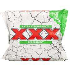 Fox's XXX Extra Strong Mints (Peppermint) 5 pack £1 @ Poundworld
