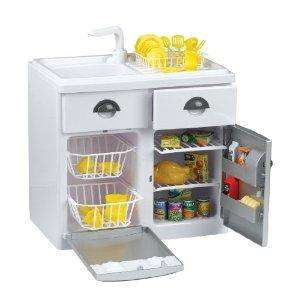 Casdon 511 Toy Electronic Sink Unit / Fridge + Accessories (rrp £35) now £14.39 del @ Amazon