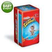 Huggies Pull Ups all sizes £2.75 and huggies little swimmers £3 all sizes @ Asda Direct or £0.75 and £1 with coupon