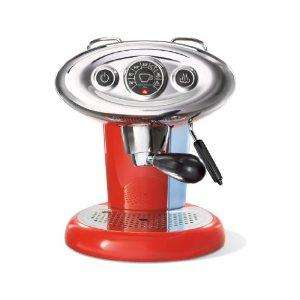 Francis Francis X7.1 Coffee Machine (Red) for £143.18 and free delivery @ Amazon