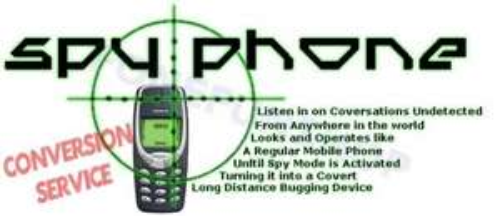 NOKIA 3310 SPYPHONE SURVEILLANCE 007 SPY BUG GADGET @ Ebay / Baby leaf
