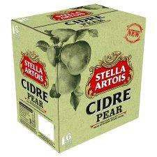 Stella Artois Cidre Pear box of 6 bottles for £5.99 from Aldi instore