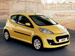 Peugeot 107 1.0 Access 3 Door £5815 OTR Cash Price - Pentagon