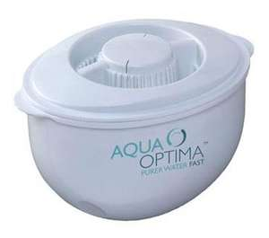 Aqua Optima One Water 60-Day Filter 4 Pack £8.00 @ Asda Direct