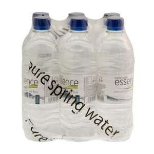 Trederwen Essence Still Spring Water 6 X 500ml for 89p @ B&M Retail