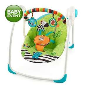 Bright Starts Swing reduced from £55 to £38 at Asda Direct