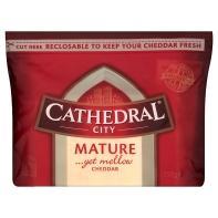 Cathedral City Mature Cheddar (350g) £2 @Asda