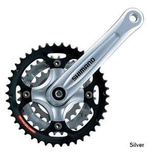 Shimano FC MC08 MTB Chainset at Chain Reaction, £10 delivered