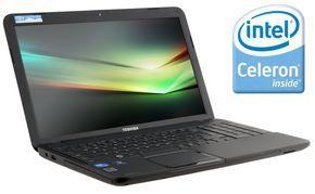 Toshiba Satellite C850-10V Laptop, Intel Celeron DC B815 1.6GHz, 4GB RAM, 500GB HDD, 15.6'' HD LED, DVDRW, Intel HD, Webcam, Bluetooth, Windows 7 + £50 trade in for old laptop + Free case & webroot for £269.98 @ Ebuyer