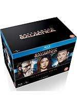 Battlestar Galactica - The Complete Series (blu ray) - £49.99 @ Base.com