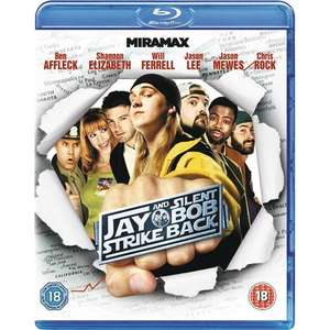 Jay and Silent Bob Strike Back on Blu-ray at Play for £3.99