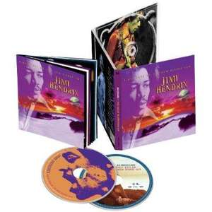 Jimi Hendrix - First Rays Of The New Rising Sun Deluxe CD/DVD Bookset £5.50 @ mrtopseller and Fulfilled by Amazon