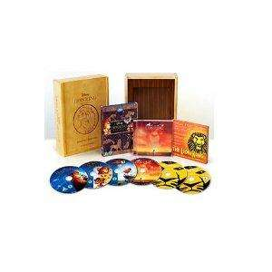 Lion King Trilogy - Blu Ray Collector's Edition - Wooden box £17 @ Ebay / Fopp