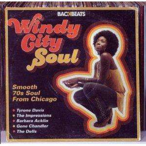 Windy City Soul - The Smooth 70'S Soul Of Chicago CD £2.99 @ Amazon