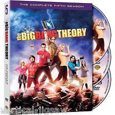 Big Bang Theory - Series 5 - Complete £12.74 @ Tesco Entertainment
