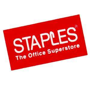 Staples - Get either a 4GB USB stick, school bundle, pencil case, eco bag or merlin family pass!!