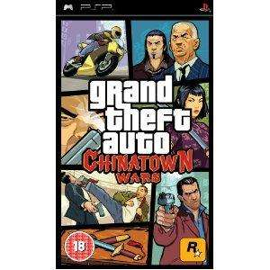 Grand Theft Auto - Chinatown Wars PSP £3.99 @ Amazon