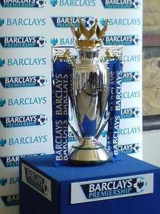 Free Barclays Premier League UK Trophy Tour dates. Take your pictures with the Trophy