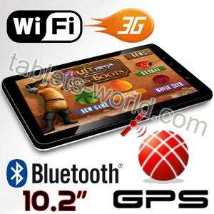"NEW 10.2"" FLYTOUCH Superpad 8 Android 4.0.4 Tablet PC Netbook PDA MID, A10 CPU  £129.90 @ ebay cuttingedgetradinguk"
