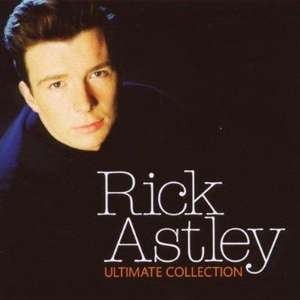 Rick Astley, The Ultimate Collection CD @ Amazon £5 Delivered