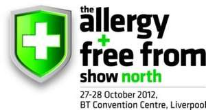Free Tickets to The Allergy & Free From Show North (normally £10 or £5)