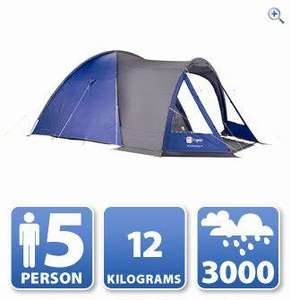 Hi Gear Atakama 5 - 5 Berth Family Tent £44.99 At Go Outdoors
