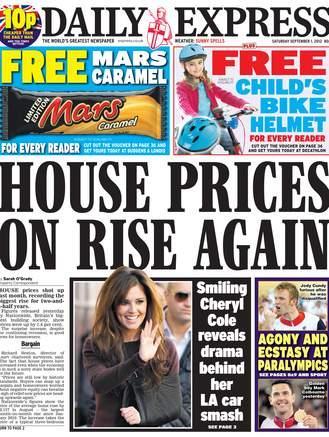 Saturday newspaper offers - see post - Mail/ Express/ Star/ Telegraph/ Mirror