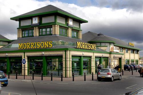 Morrisons Garden Furniture Lisbon Hardwood Bistro Set  (Warrington) - £24.98