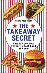 Kenny McGovern - The Takeaway Secret - 99p @ The Works (Instore)