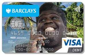 Personalise your Barclays Debit Card for FREE