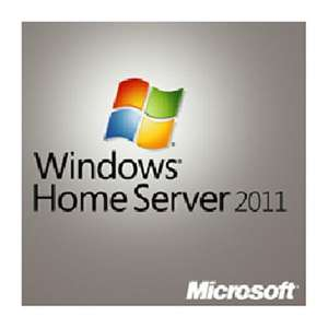 Microsoft Windows Home Server 2011 64bit - Free Delivery - Now Only £33.18 @ CCL