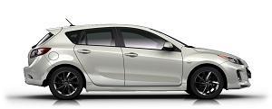 Mazda 3 1.6  Tamura £13,777.50 on the road