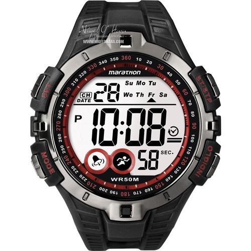 Timex Men's Marathon Red/Gray Watch T5K4234 for £15.11 @ Nigel Ohara