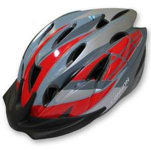 Canyon Infusion Bicycle Helmet Large (58-61cm) - Red for £9.99 Delivered @ npautoparts.co.uk
