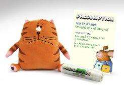 Get Well Friends Cassie The Cat or  Nurse Nibbles £9.70 Delivered @ Chemist.net