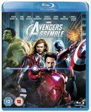 Marvel Avengers Assemble - DVD - £8.99 / Blu Ray - £12.99 (+ Clubcard and Quidco) @ Tesco Entertainment
