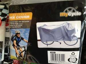 My Cycle Waterproof Bike Cover for £1 @ Poundland