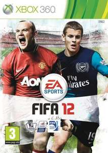 Pre-Owened FIFA 12 for XBox £12.99 @ Grainger Games