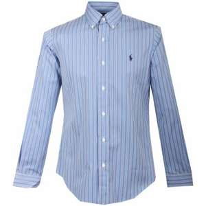 Polo Ralph Lauren Shirts from £20 (plus other cheap shirts) @ www.pritchards.co.uk