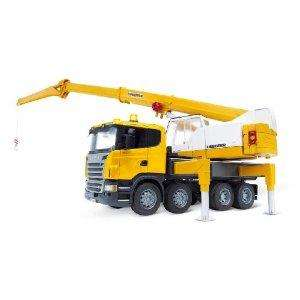 Bruder 3570 Scania R-Series Liebherr Crane Truck £43.99 Del From Amazon