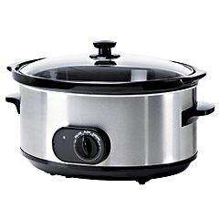 Sainsbury's 6.2L Slow Cooker £19.99 @ Sainsburys