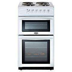 Belling Forum 335 Electric Cooker White - £199.99 Delivered @ Sainsburys