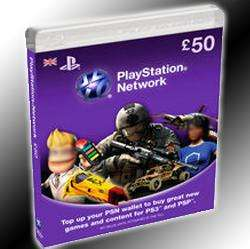£50 (2x £25) PSN Cards - £30 at Littlewoods with Voucher Code