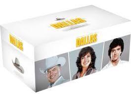 Dallas - The Complete Box Set DVD 14 series £74.95 @ Zavvi
