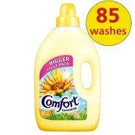 Comfort Concentrate Pure 85 Washes 3L £3 @ Asda