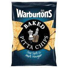 Tesco Warburtons baked pitta chips reduced to £1 from £1.79