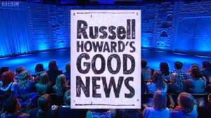 Free tickets to Russell Howard's Good News