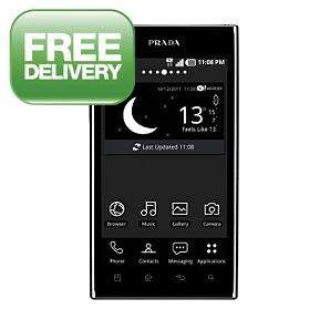 LG Prada 3.0...Dual Core...NFC.... .Free Delivery... Only £179 @ Asda Direct