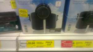 Belkin 200mbps Powerline (twin pack) £19 @ Tesco Instore