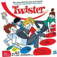 Classic Twister game £3.25 instore at Tesco